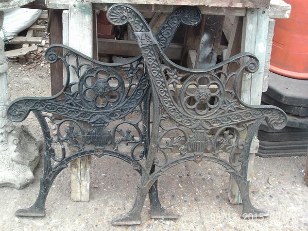 Cast Bench Ends 28 Images Park Bench With Cast Iron Ends And Back Cast Iron Bench Ends A