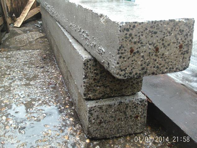 Reinforced High Strength Prestressed Concrete Lintels A